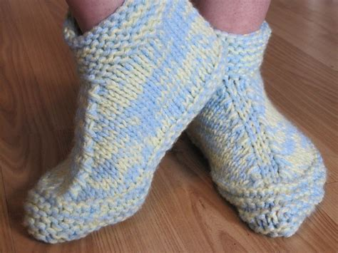 free knit slipper boot pattern 17 best images about crochet socks slippers on