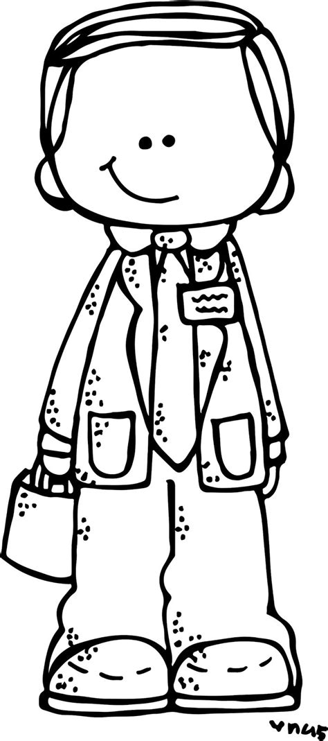 boy missionary coloring page 17 best images about bonecos para colorir on pinterest