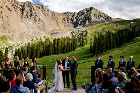 Erik & Amy's Black Mountain Lodge Wedding   Top Colorado