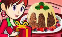 juegos de cocinar con sara comida de navidad cocina con sara juegos internet gratis para chicas en