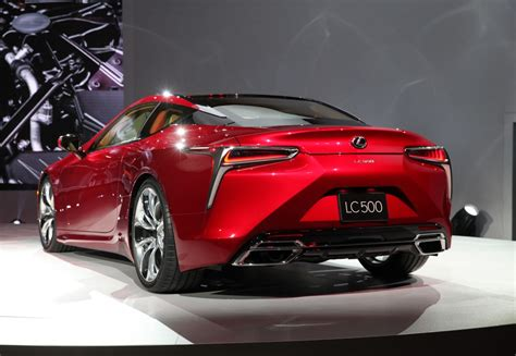 car pro 2017 lexus lc 500 flagship coupe is on our wish