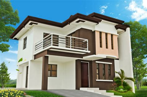 picture of homes anastacia single detached house model cavite homes for sale