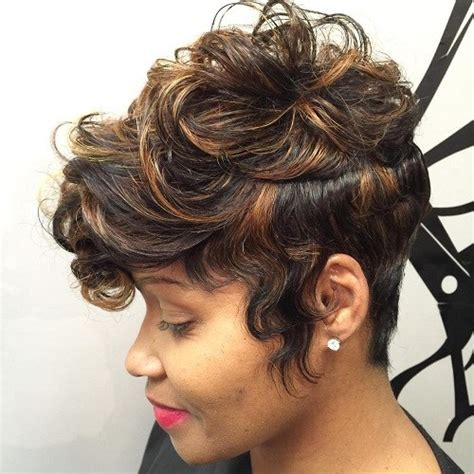 pixie style weave styles 20 short weave hairstyles you can easily copy blessing
