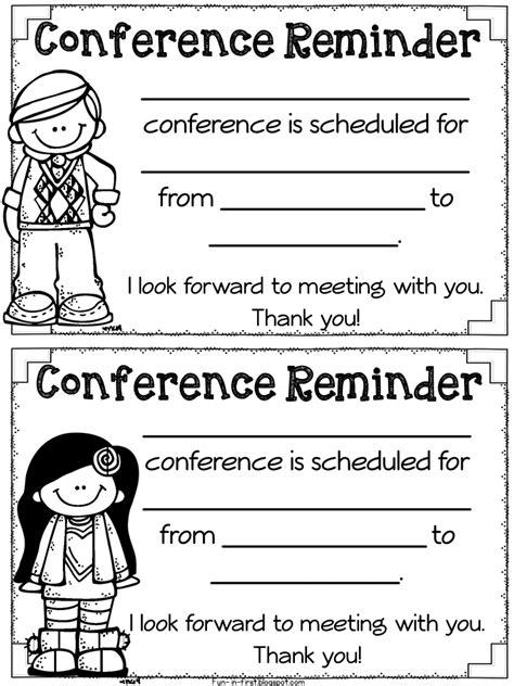 printable parent teacher conference form middle school edit fill