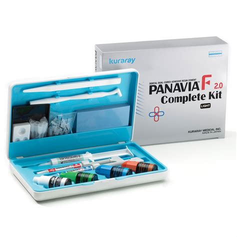 Melanox Comple Kit 2 panavia f 2 0 complete kit tooth color cements liners supplies