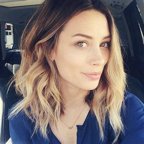 how long does hair ombre last long wavy bob ombre hair for women hair pinterest