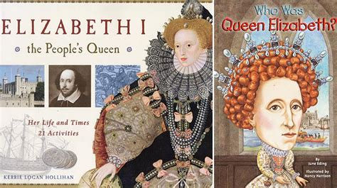 biography book of queen elizabeth i queen elizabeth i in london see the world