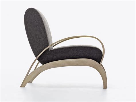 Relaxing Armchair by Upholstered Relaxing Armchair With Armrests By
