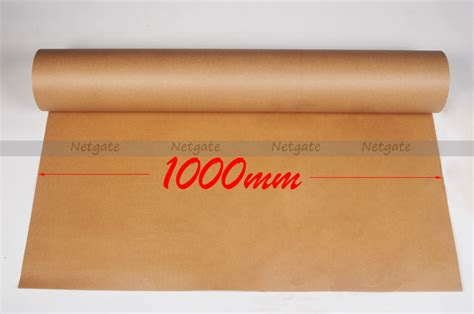 pattern drafting paper roll 5m kraft paper roll 250gsm 1000mm wide pattern drafting
