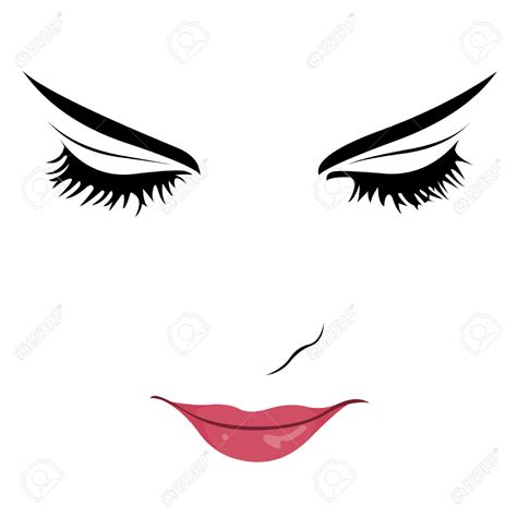 clipart occhi eye makeup clipart clipground