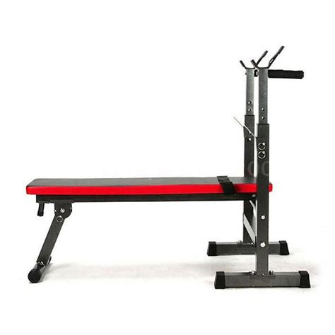 workout bench adjustable tomshoo weight lifting bench body workout home exercise