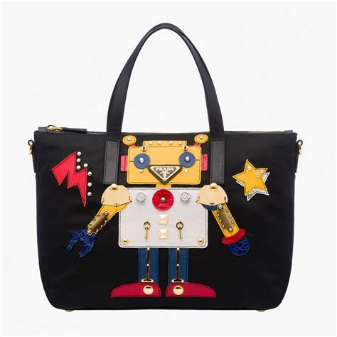 Bonia Tote Bag Special Edition 2017 Year All 17bo 205 Semi Premium prada limited edition robot collection spotted fashion