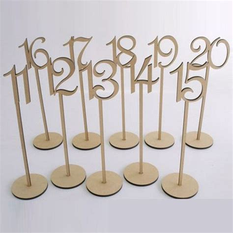 wedding table number size best 25 wedding table numbers ideas on table