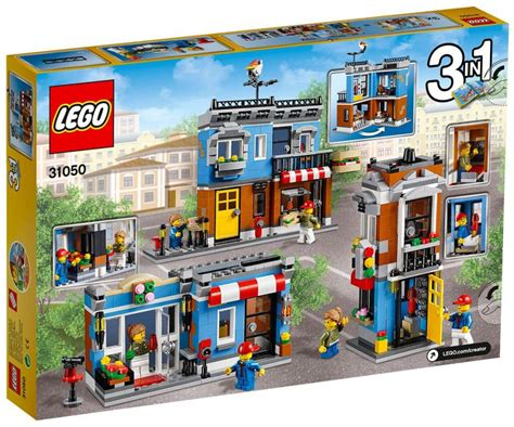 Lego 31050 Creator 3in1 Corner Deli lego creator 31050 pas cher le comptoir deli