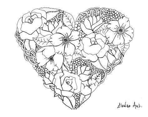 Coloriage Mandalas Attrape Reve Coeur Mandala Pinterest Mandalas Coeur Et Coloriage L