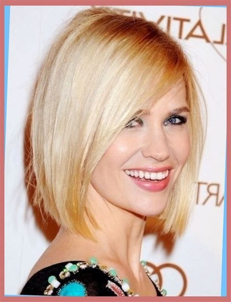 Best Hair Styles For A Long Narrow Face | 26 best short haircuts for long face popular haircuts in