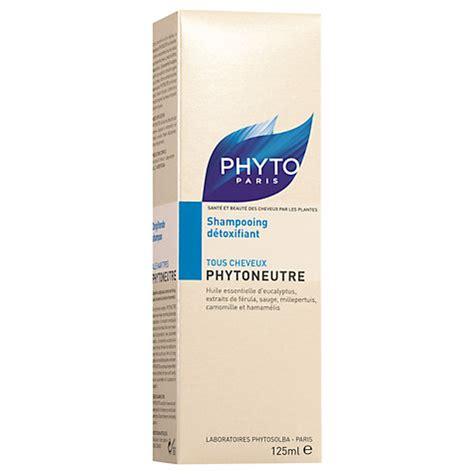 Phytoneutre Clarifying Detox Shoo by Buy Phyto Phytoneutre Clarifying Detox Shoo 125ml