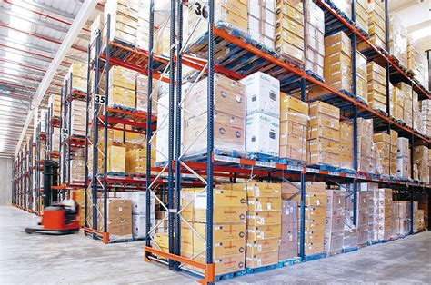 How Many U In A Rack by Pallet Rack Systems Western Storage And Handling