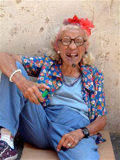 old woman fun funny old people