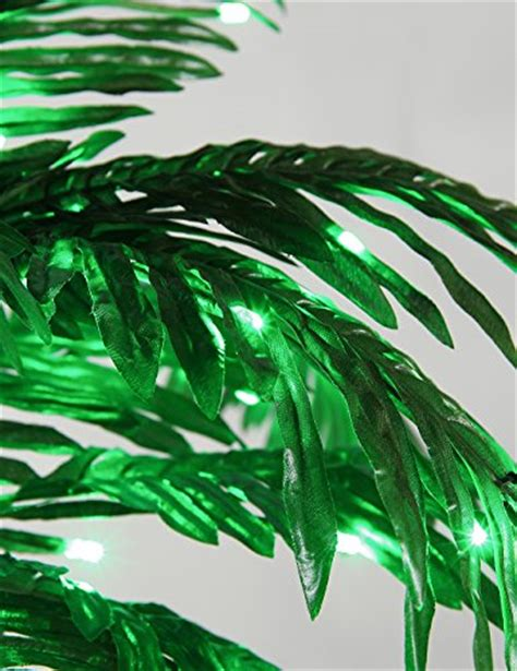 lightshare lighted palm tree small new ebay