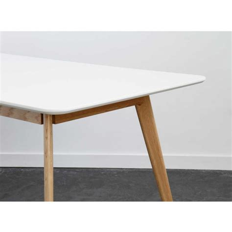 Table à Manger Scandinave by Table 224 Manger Scandinave En Bois Skoll By Drawer
