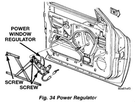 Service Manual 2010 Dodge Nitro Door Panel Removal