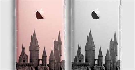 hogwarts skyline iphone  clear case iphone  protective case iphone   case iphone