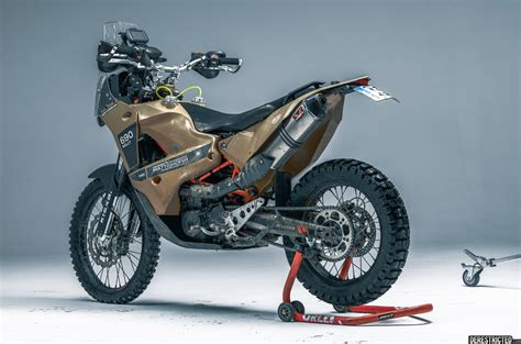 Ktm 690 Enduro Msrp Ktm 690 Enduro Rally Custom From Rafael Gorski