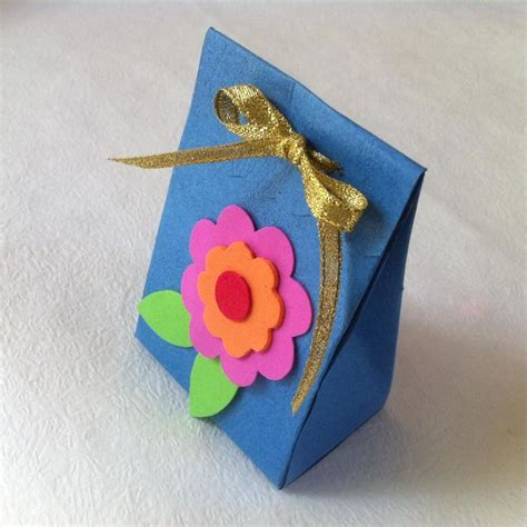 s day box diy paper gift box for s day mothers gifts and sweet