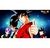 Dragon Ball Super Anime Goku Vegeta Trunks Goten 1920x1080