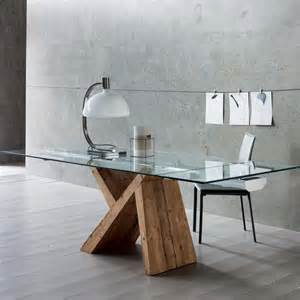 wonderful White Wood Extending Dining Table #1: rustic-dining-tables.jpg