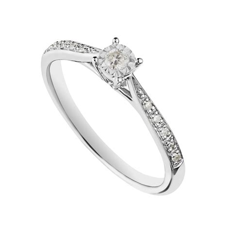 White Gold Engagement Rings by Buy A Engagement Ring Fraser Hart