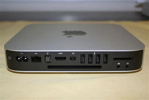 mac mini firewire on with the new mac mini macworld australia