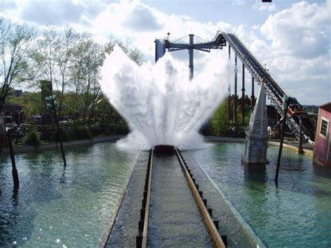 Creative To Unleash A Tidal Wav by File Tidal Wave At Thorpe Park Geograph Org Uk 389381