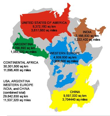 africa map vs usa day 29 what does the groundhog say