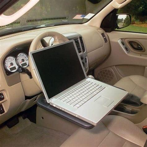 steering wheel desk wheelmate laptop steering wheel desk 187 petagadget