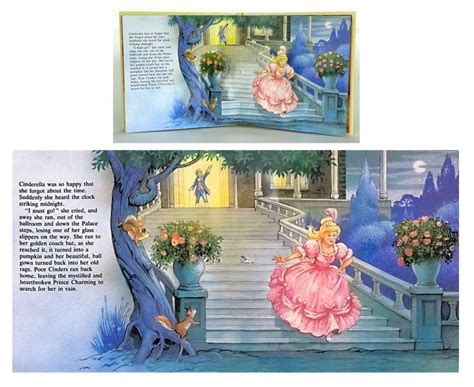 libro cinderella a pop up fairy fairy tale pop up books available for licensing