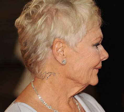 judi dench haircut how to 22 best images about haircut for mom on pinterest