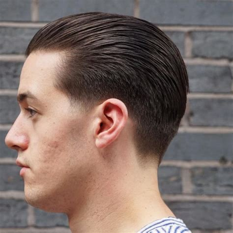 short hair tapered in back tapered back short haircuts photos short hairstyle 2013