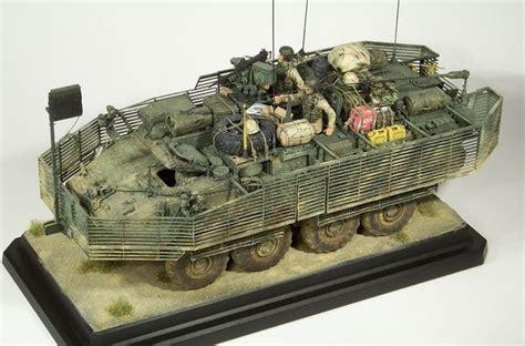 armorama british army infantry afghanistan by grant armorama gallery stryker tacp with slat armor 1 35