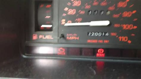 mazda check engine light resetting a check engine light in a mazda b2200 youtube