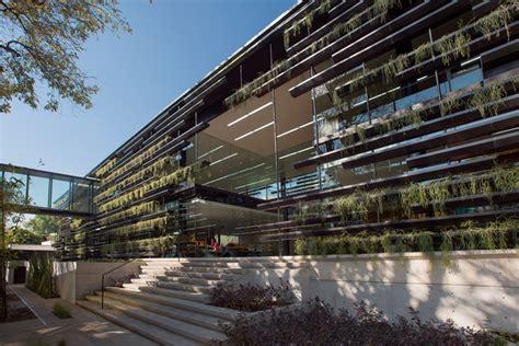 rojkind arquitectos surrounds falcon hq  modular planters