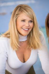 Christie Brinkley christie brinkley at vibessi swimsuit launch event
