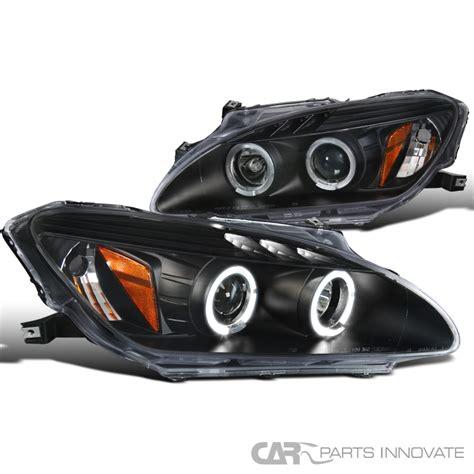 honda s2000 ap1 led lights fit honda 00 03 s2000 s2k ap1 led halo projector