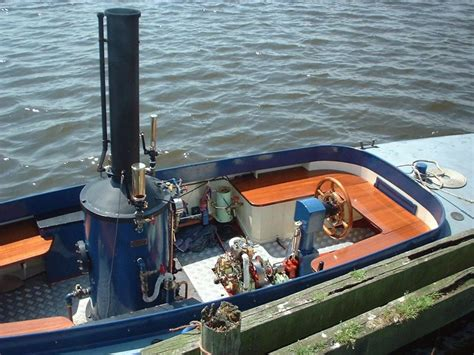 steam powered rc boat steamboat orion picture 3