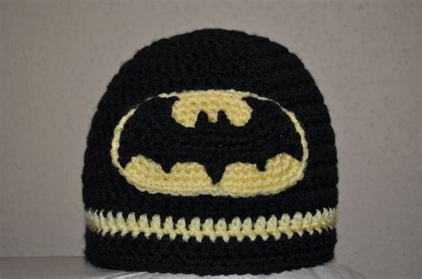crochet pattern batman logo batman logo crochet patterns free crochet hats
