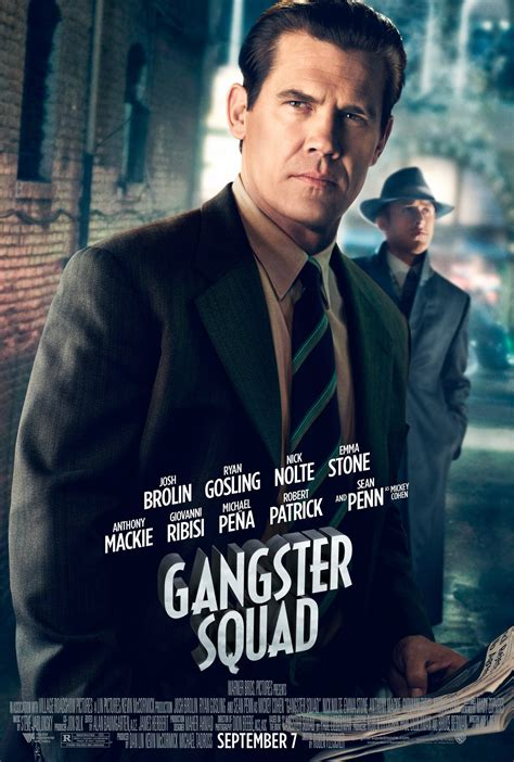 film gangster squad 2013 release day round up gangster squad starring josh brolin
