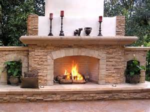 Outdoor Fireplace Ideas by Outdoor Fireplace Ideas Home Design Ideas