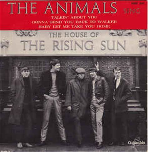 the animals house of the rising sun the animals the house of the rising sun vinyl at discogs