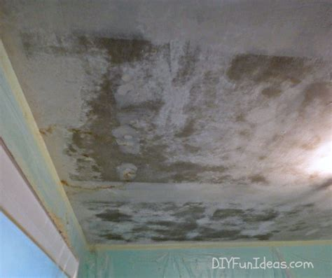 How To Scrape Ceiling How To Remove Popcorn Ceilings In 30 Minutes Hometalk